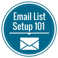 A beginner level course about how to set up an email list, why you should, and what you need to do it right. <strong>COMING SOON!</strong>